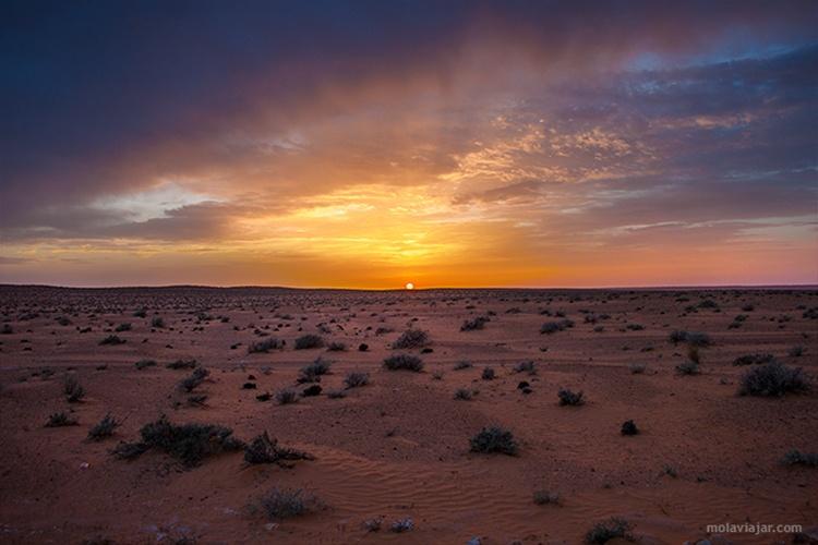 puesta-de-sol-en-tunez