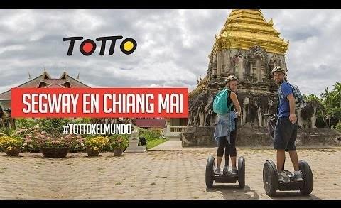 Actividades en Chiang Mai | Segway y tirolina