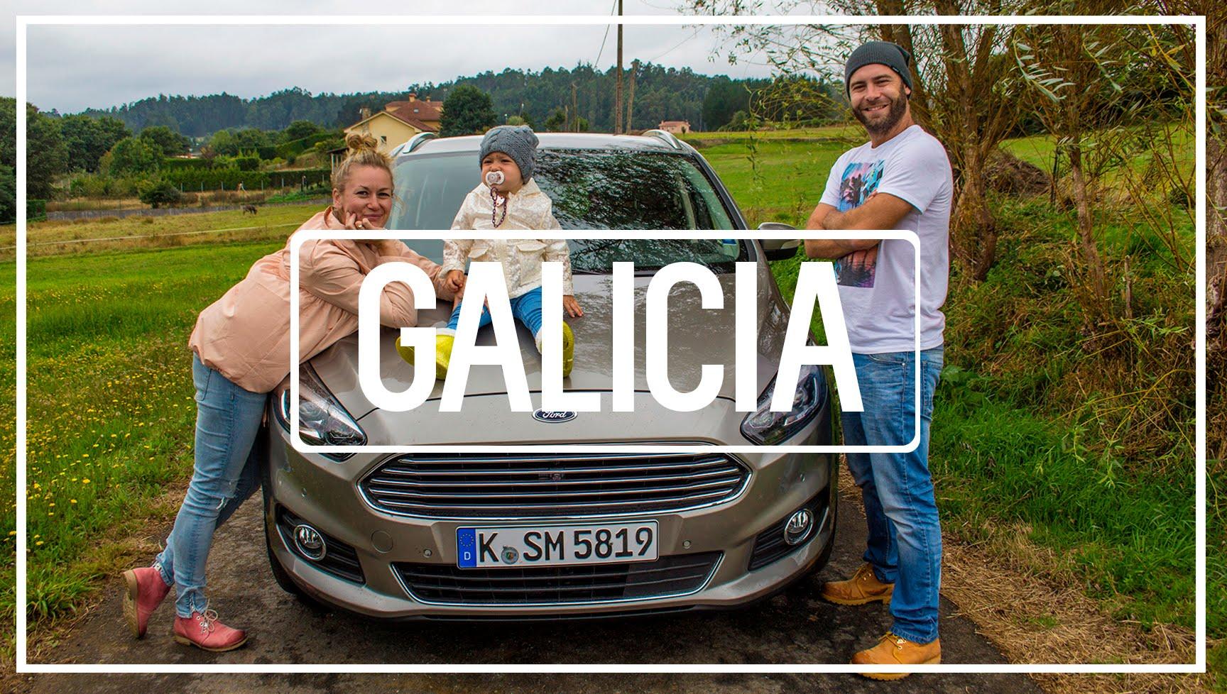 Trailer: GALICIA en coche