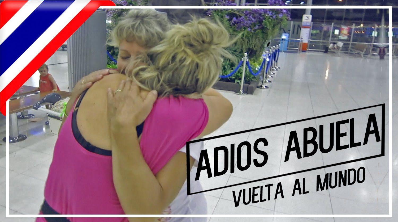 La abuela abandona la vuelta al mundo