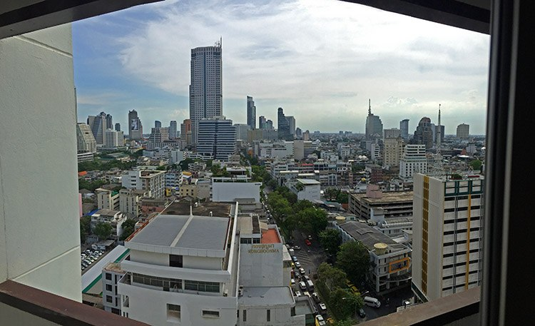 vistas furama bangkok