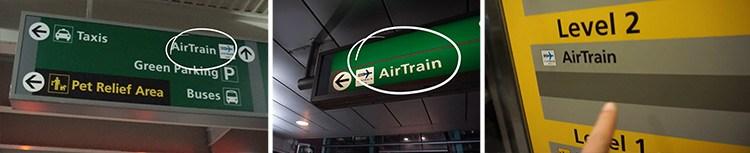 Airtrain-nueva-York. Cómo ir desde el Aeropuerto JFK a Manhattan Nueva York