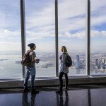 Visita al observatorio One World Trade Center en Nueva York