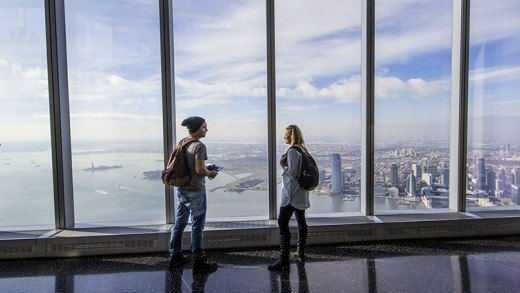Visita al observatorio One World Trade Center en Nueva York