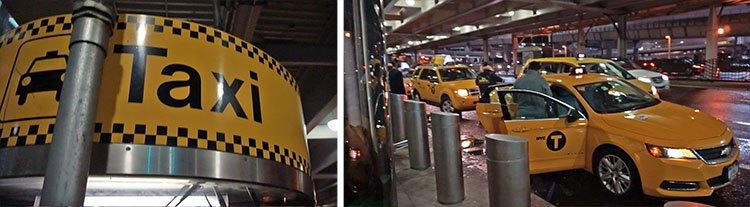 Taxi aeropuerto. Cómo ir desde el Aeropuerto JFK a Manhattan Nueva York