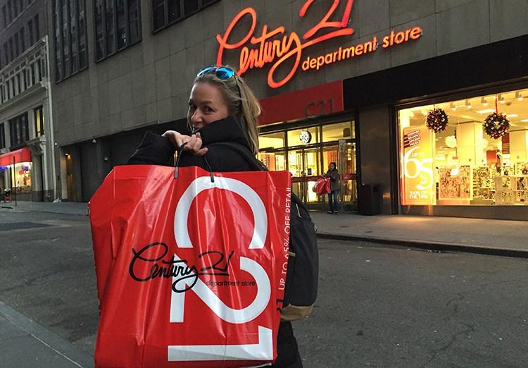 GOSI CENTURY 21 Cómo comprar barato en Nueva York