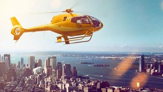 Helicóptero en Manhattan Nueva York. Experiencia y precios