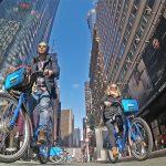 Nueva York en bicicleta casi GRATIS