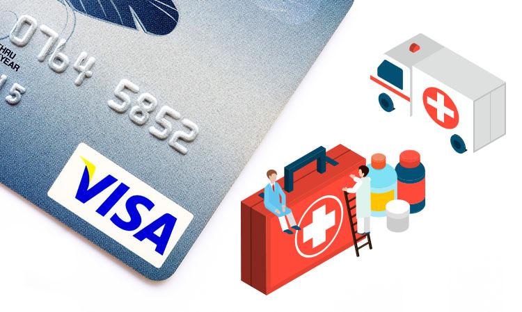 Seguro de viaje tarjeta Visa