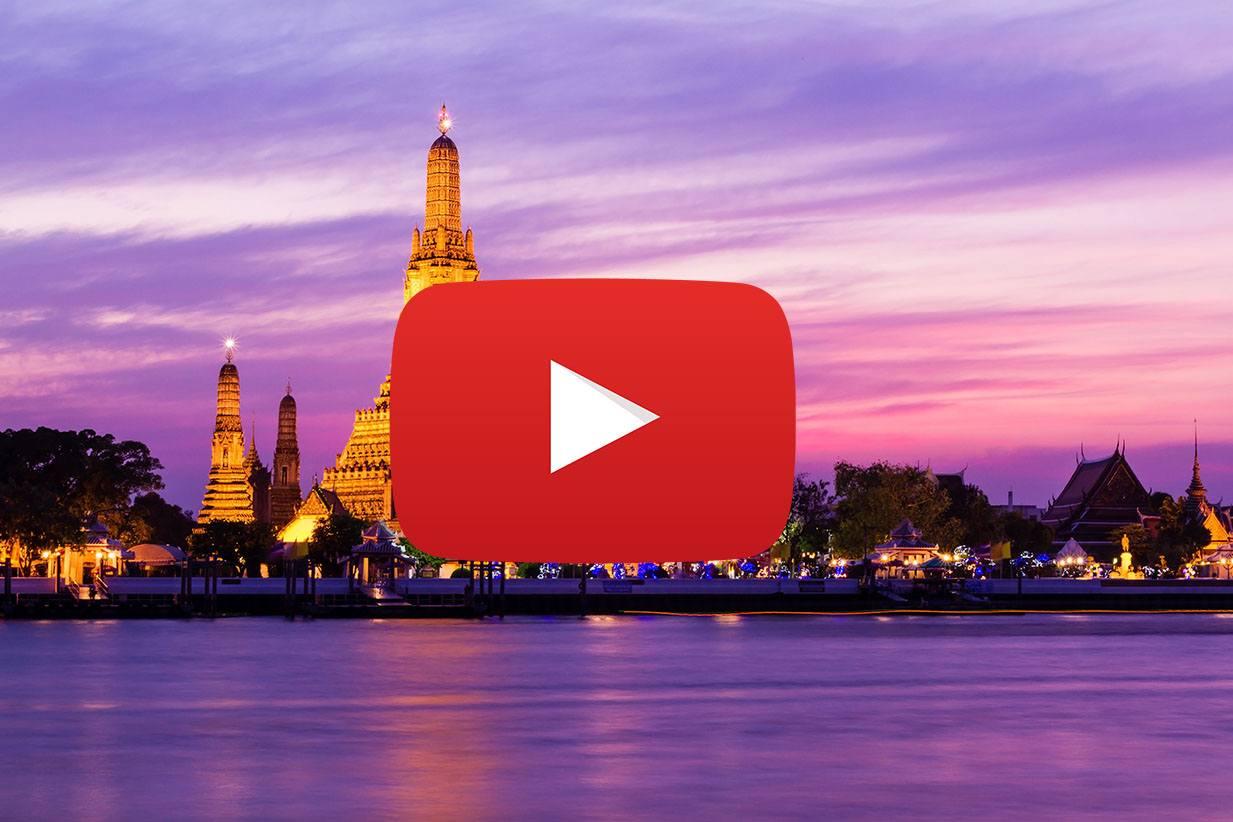 Video guía sobre Tailandia