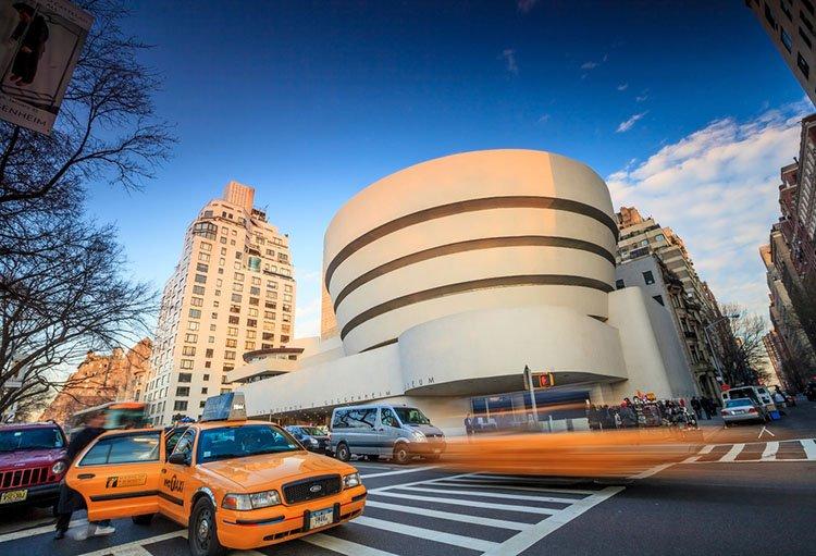 el Guggenheim Museum NYC molaviajar