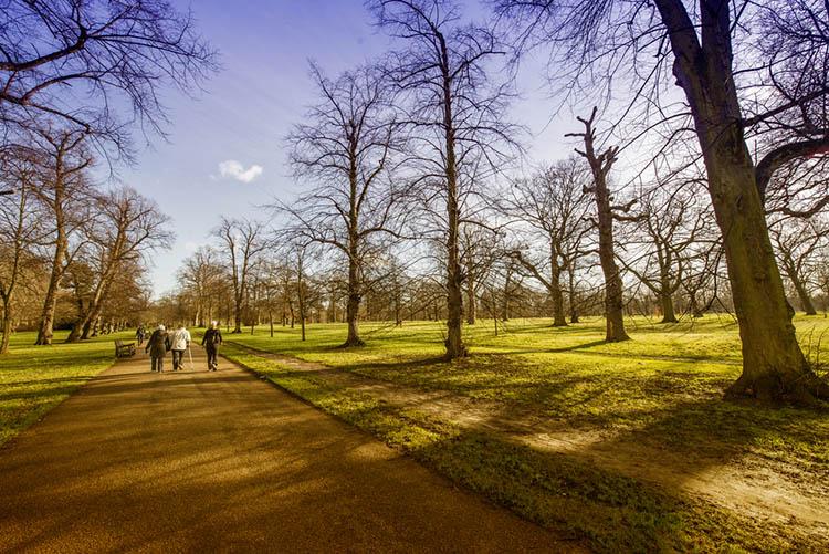 Hyde Park Londres molaviajar