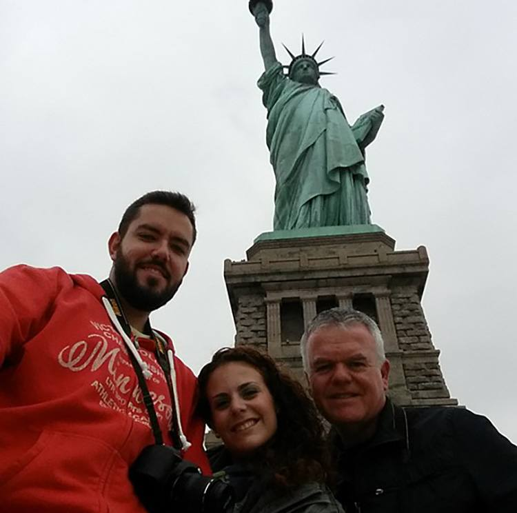 Sq Liberty Island
