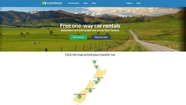 Cómo recorrer Nueva Zelanda en caravana gratis