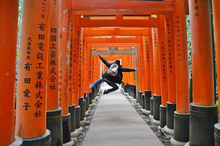 Fushimi Inari de Kyoto