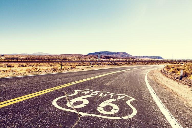 ruta 66 en la costa Oeste USA. Costa oeste EEUU. Ruta 16 días. Guía y presupuesto