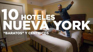 10 hoteles en nueva York baratos