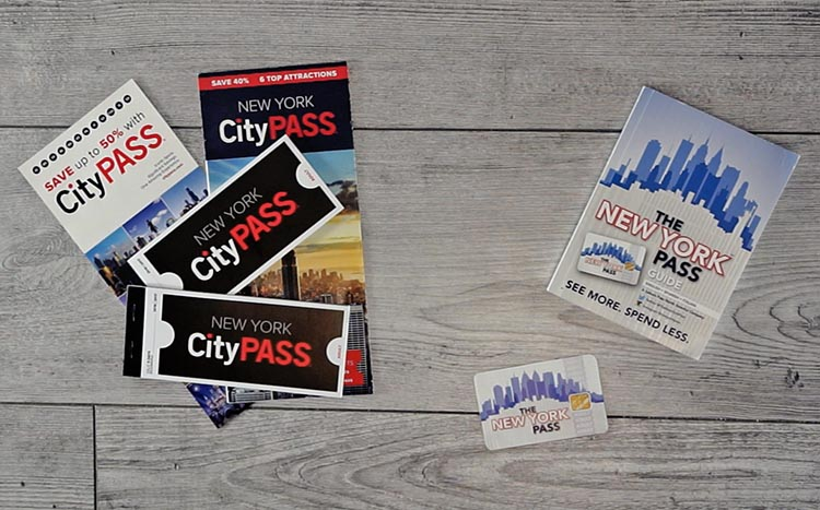 CityPASS o New York Pass Guia Nueva York