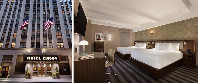 edison hotel nueva York