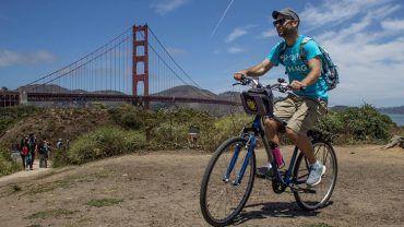 Como ver San Francisco con bicicleta en 1 dia