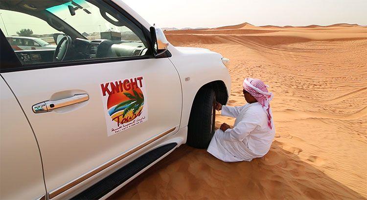 Desierto Dubai tour