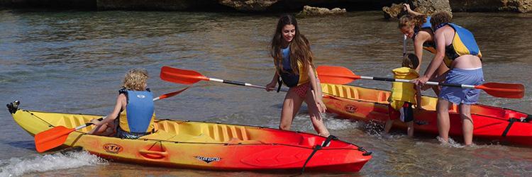 kayak la cala