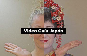 VIDEO GUIA DE JAPÓN