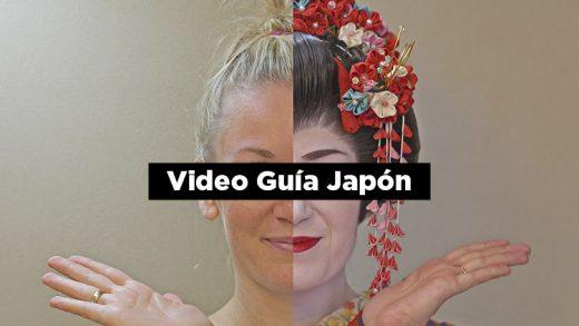 VIDEO GUIA JAPON