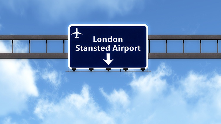Video | Cómo ir del Aeropuerto de Stansted al centro de Londres