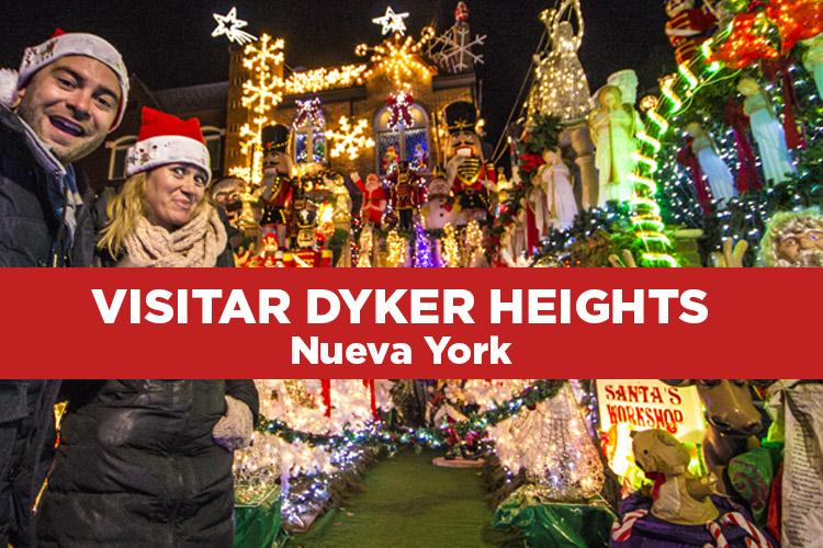fe7b1799e53 Tour Luces de navidad Nueva York en Español - Mola Viajar