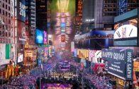 Nochevieja y Año nuevo en la ciudad de Nueva York