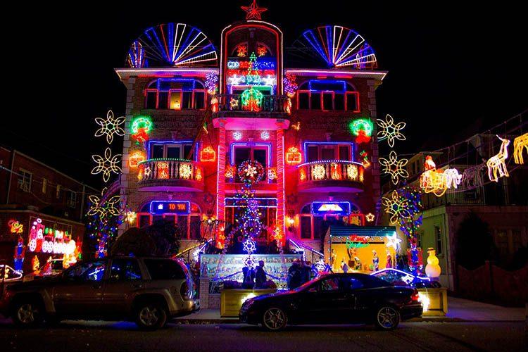 Tour Luces de navidad Nueva York en Español