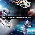 Cómo comprar entradas deportivas en Nueva York