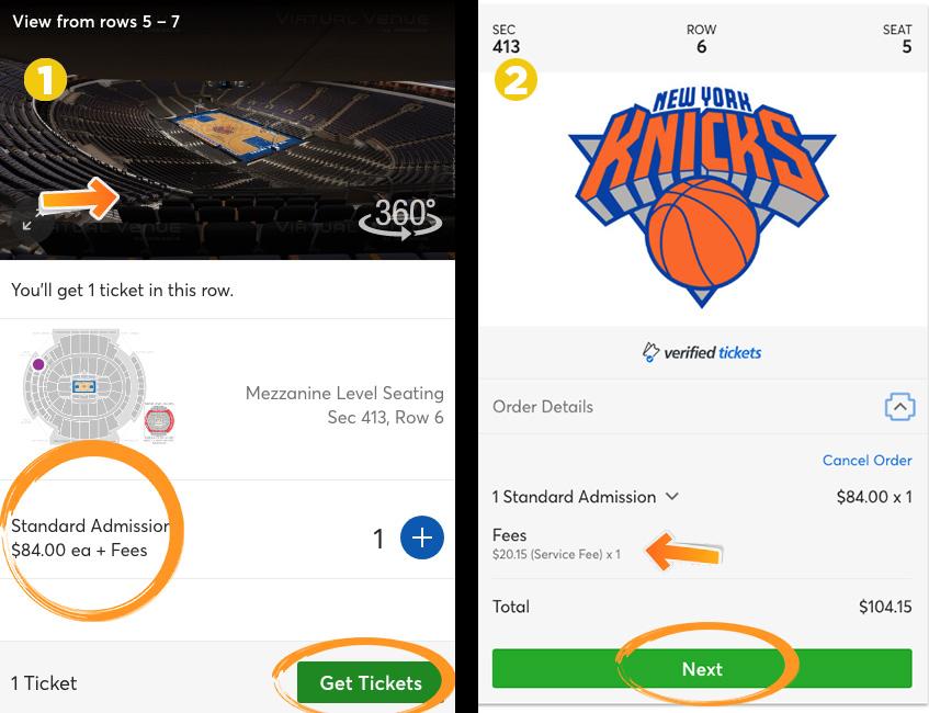 compra NBA entradas como hacerlo