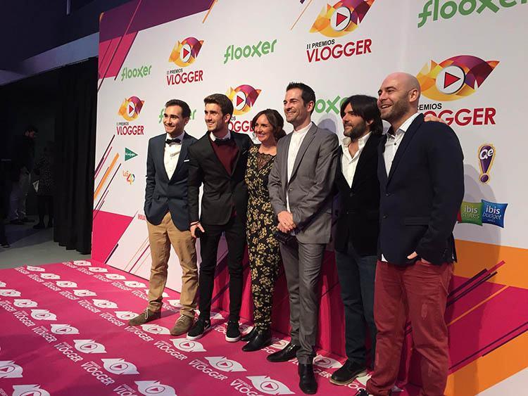 premios vloggers 2017