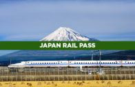 Japan Rail Pass. Billete de tren para viajar por Japón