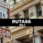 Ruta 66 día 1: Chicago – Springfield 375 km