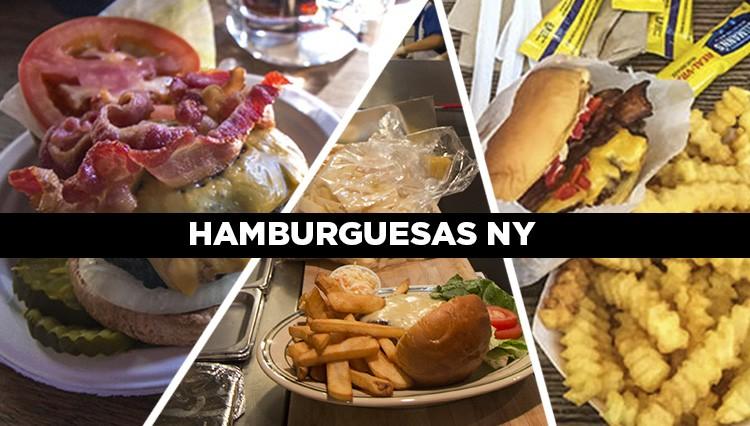 Las 5+1 mejores hamburguesas de Nueva York