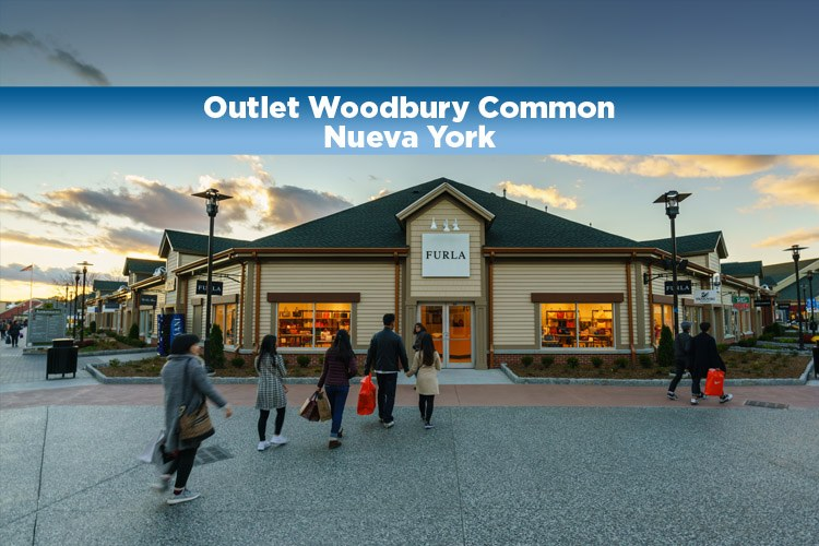 Outlet Nueva York Woodbury Common