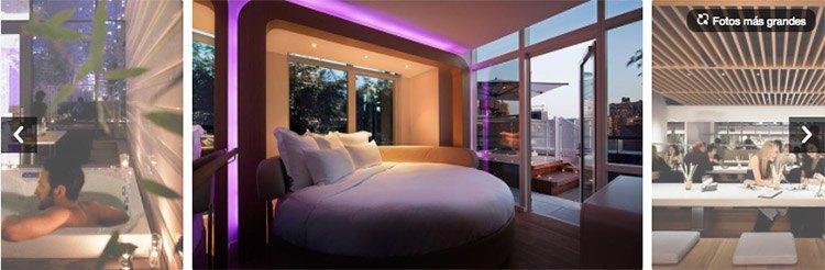 80 hoteles recomendados en Nueva York