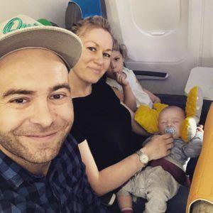 All vamos primer vuelo siendo 4