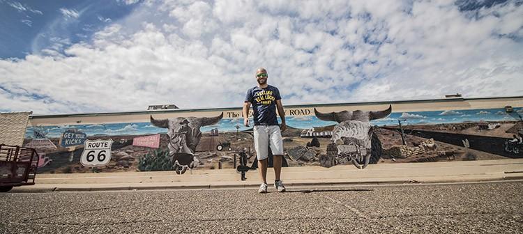 Ruta 66 día 5: Amarillo - Santa Fe 450 km