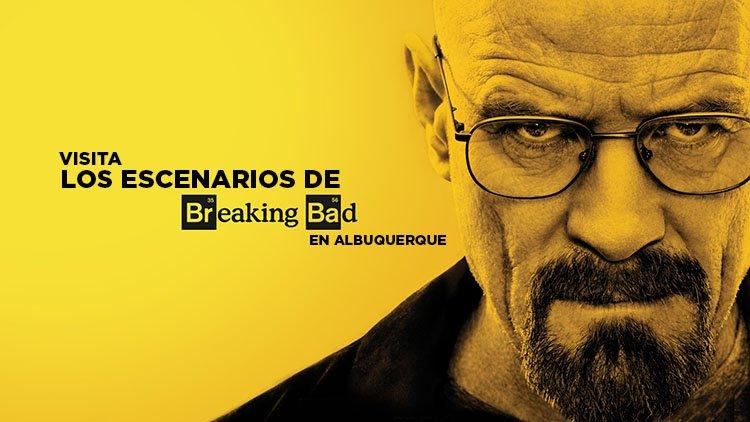 Visitar los escenarios de Breaking Bad en Albuquerque