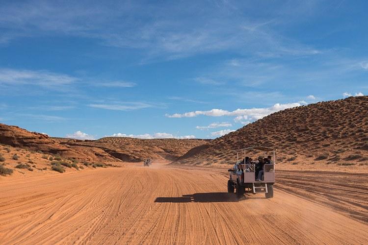 Cómo visitar el Antelope Canyon consejos y experiencia