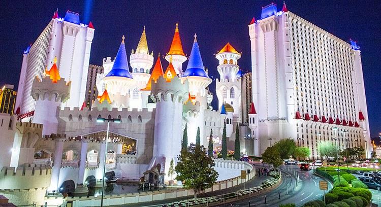 20 hoteles en Las Vegas recomendados