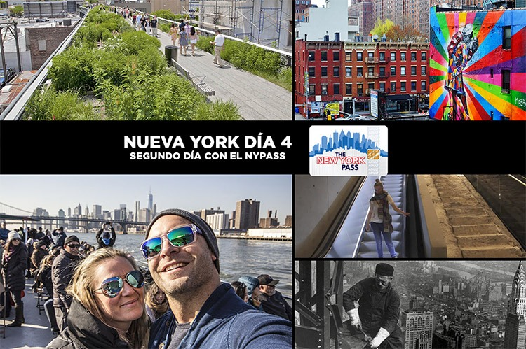 Nueva York día 4: Ruta New York Pass