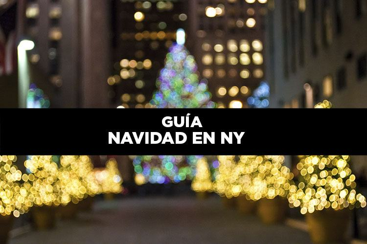 Guía Navidad en Nueva York 2017-18