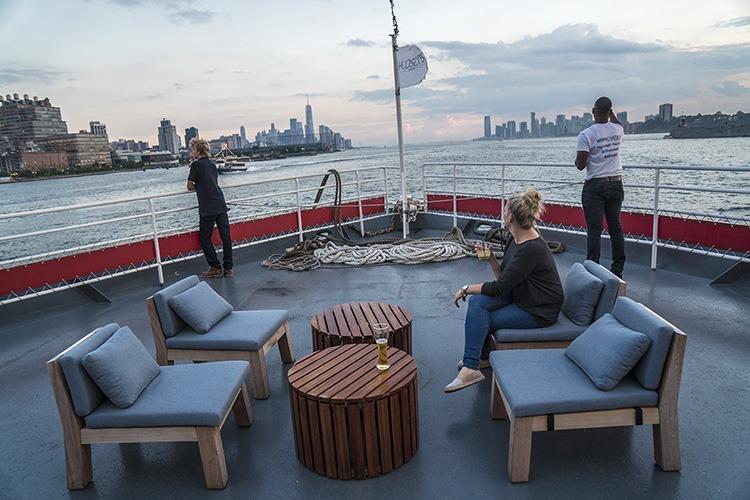 Crucero con cena por Nueva York Gosia