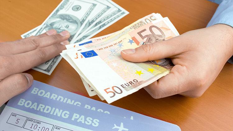Dónde Cambio De Moneda Para Viajar
