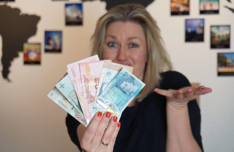 ¿Dónde cambio de moneda para viajar?